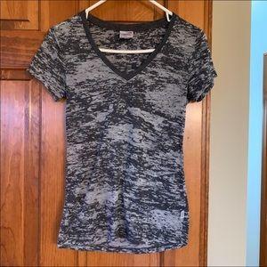Soffe v-neck t-shirt